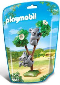 Figura de koala de Playmobil - Los mejores muñecos de koalas - Figuras de koala de animales