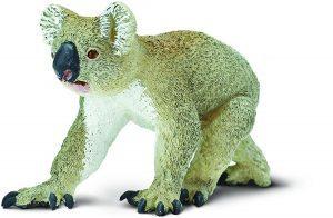 Figura de koala de Safari - Los mejores muñecos de koalas - Figuras de koala de animales