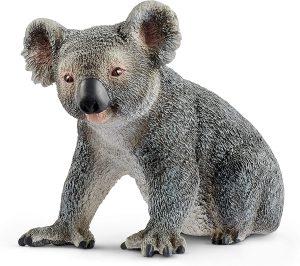 Figura de koala de Schleich - Los mejores muñecos de koalas - Figuras de koala de animales