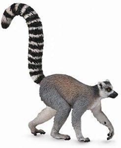 Figura de lémur de Collecta - Los mejores muñecos de lemures - Figuras de lémur de animales
