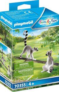 Figura de lémur de Playmobil - Los mejores muñecos de lemures - Figuras de lémur de animales