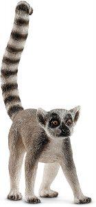 Figura de lémur de Schleich - Los mejores muñecos de lemures - Figuras de lémur de animales