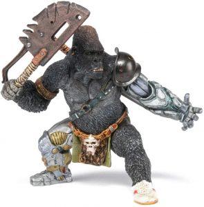 Figura de mutante gorila de Papo - Los mejores muñecos de Kong - Figuras de King Kong el gorila
