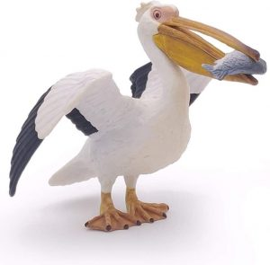 Figura de pelícano de Papo - Los mejores muñecos de pelícanos - Figuras de pelícano de animales