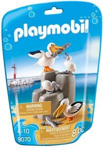 Figura de pelícano de Playmobil - Los mejores muñecos de pelícanos - Figuras de pelícano de animales