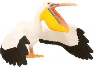 Figura de pelícano de Schleich 2 - Los mejores muñecos de pelícanos - Figuras de pelícano de animales