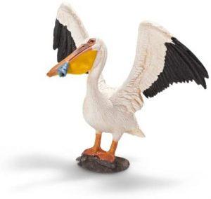 Figura de pelícano de Schleich - Los mejores muñecos de pelícanos - Figuras de pelícano de animales
