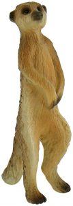 Figura de suricato de Bullyland - Los mejores muñecos de suricatos - Figuras de suricato de animales