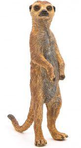 Figura de suricato de Papo - Los mejores muñecos de suricatos - Figuras de suricato de animales