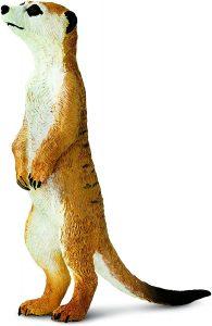 Figura de suricato de Safari - Los mejores muñecos de suricatos - Figuras de suricato de animales