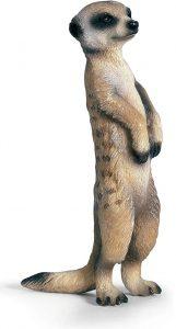 Figura de suricato de Schleich - Los mejores muñecos de suricatos - Figuras de suricato de animales
