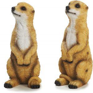 Figura de suricato de Sunny Toys - Los mejores muñecos de suricatos - Figuras de suricato de animales