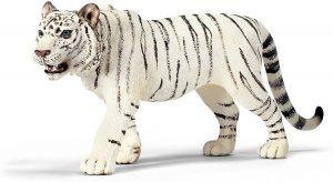 Figura de tigre blanco de Schleich 2 - Los mejores muñecos de tigres - Figuras de tigrede animales