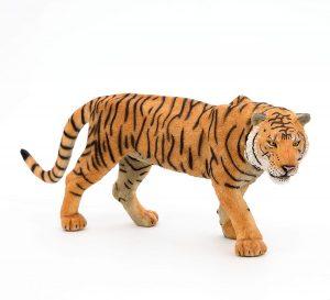 Figura de tigre de Papo 2 - Los mejores muñecos de tigres - Figuras de tigrede animales