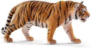 Figura de tigre de Schleich 2 - Los mejores muñecos de tigres - Figuras de tigrede animales