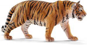 Figura de tigre de Schleich - Los mejores muñecos de tigres - Figuras de tigrede animales