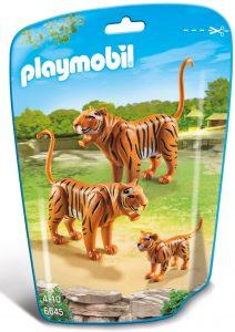 Figura de tigre rugido de Playmobil - Los mejores muñecos de tigres - Figuras de tigrede animales