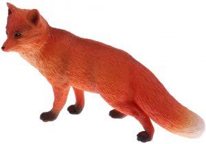 Figura de zorro de Blesiya - Los mejores muñecos de zorros - Figuras de zorro de animales