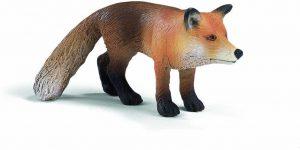 Figura de zorro de Schleich - Los mejores muñecos de zorros - Figuras de zorro de animales