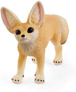 Figura de zorro del desierto de Schleich - Los mejores muñecos de zorros - Figuras de zorro de animales