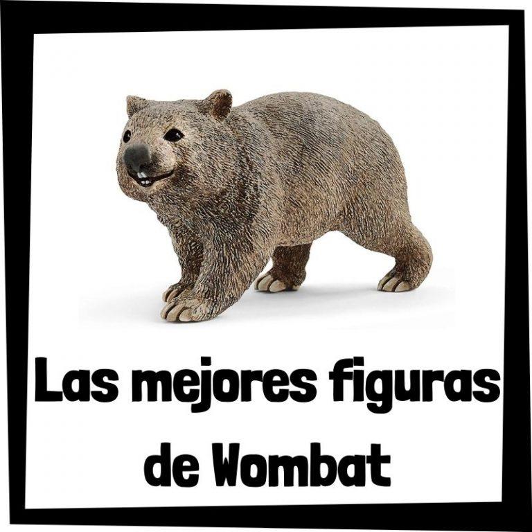 Lee más sobre el artículo Figuras de Wombat