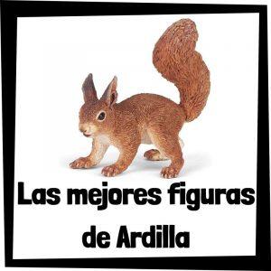 Figuras de Ardilla