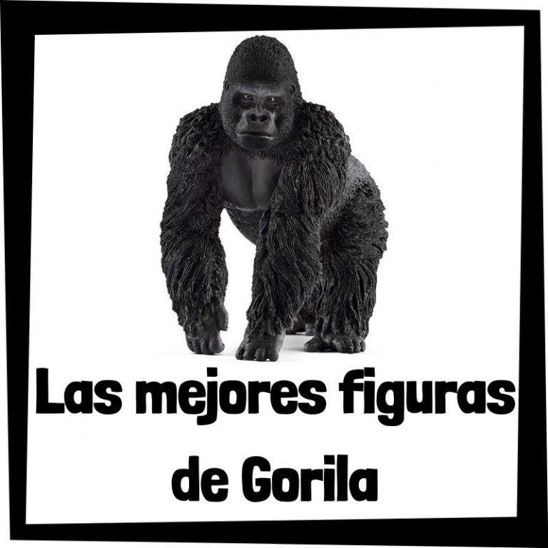 Lee más sobre el artículo Figuras de Gorila