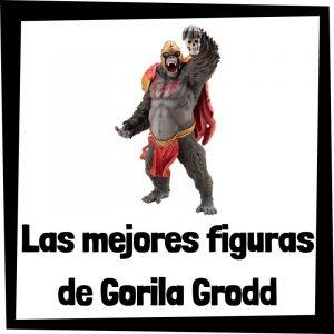 Figuras baratas de gorila grodd - Las mejores figuras de colección de gorila