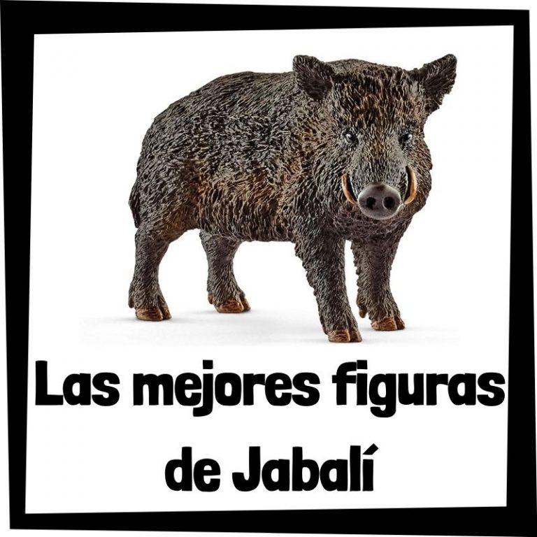 Lee más sobre el artículo Figuras de Jabalí