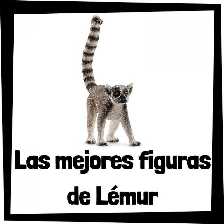 Lee más sobre el artículo Figuras de Lémur