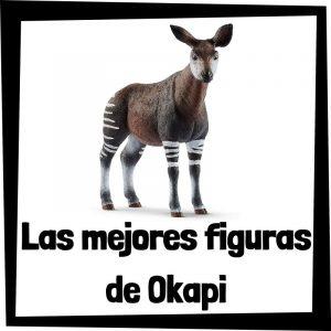 Figuras de Okapi