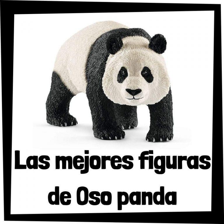Lee más sobre el artículo Figuras de Oso panda