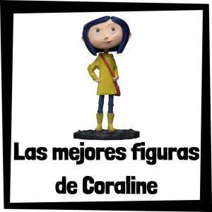 Figuras coleccionables de Coraline