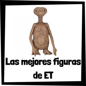 Figuras coleccionables de ET el Extraterrestre
