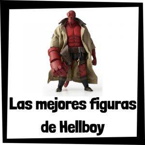 Figuras de Hellboy - Los mejores muñecos de Hellboy - Figuras baratas de Hellboy