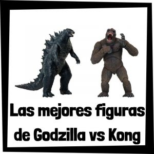 Figuras de Godzilla vs Kong