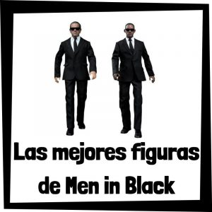 Figuras coleccionables de Men in Black