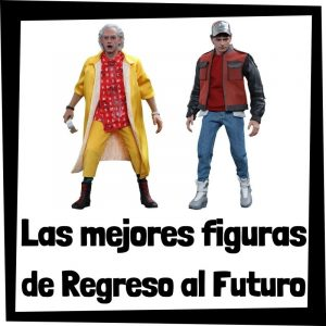 Figuras coleccionables de Regreso al Futuro - Back to the Future