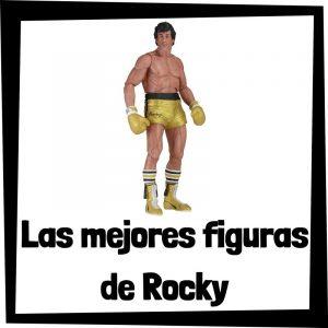 Figuras coleccionables de Rocky