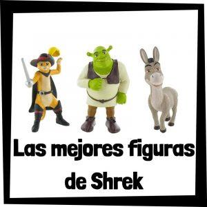 Figuras coleccionables de Shrek