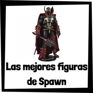 Figuras coleccionables de Spawn