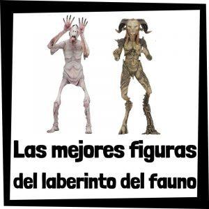 Figuras coleccionables del Laberinto del Fauno