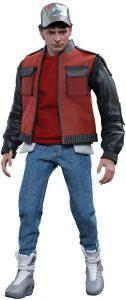 Hot Toys de Marty Mcfly de Regreso al futuro - Los mejores muñecos de Back to the future - FIguras de Regreso al Futuro