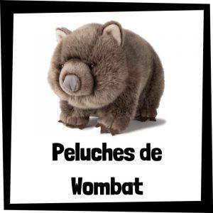 Peluches baratos de Wombat - Las mejores figuras de colección de Wombat