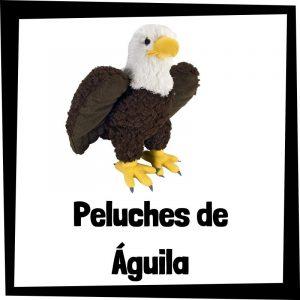 Peluches baratos de águila real - Las mejores figuras de colección de águila