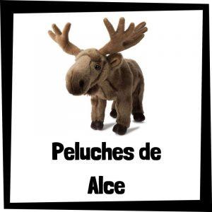 Peluches baratos de alce - Las mejores figuras de colección de alce