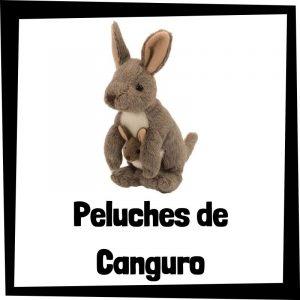 Peluches baratos de canguro - Las mejores figuras de colección de canguro