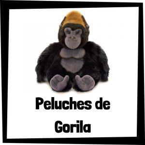 Peluches baratos de gorila - Las mejores figuras de colección de gorila