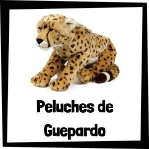 Peluches baratos de guepardo - Las mejores figuras de colección de guepardo