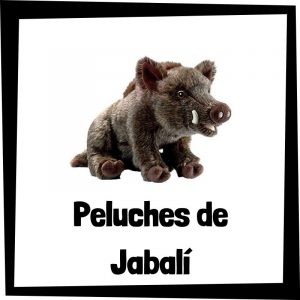 Peluches baratos de jabalí - Las mejores figuras de colección de jabalí